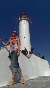 Морское сердце Одессы