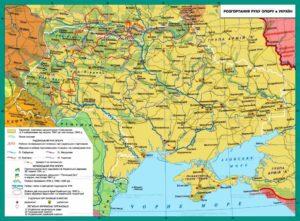 Партизанское движение на Украине